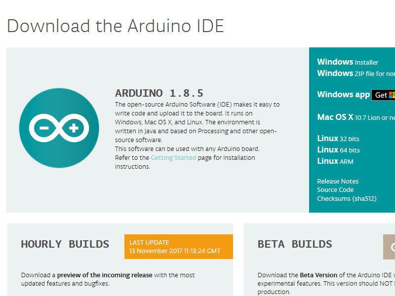 arduino download