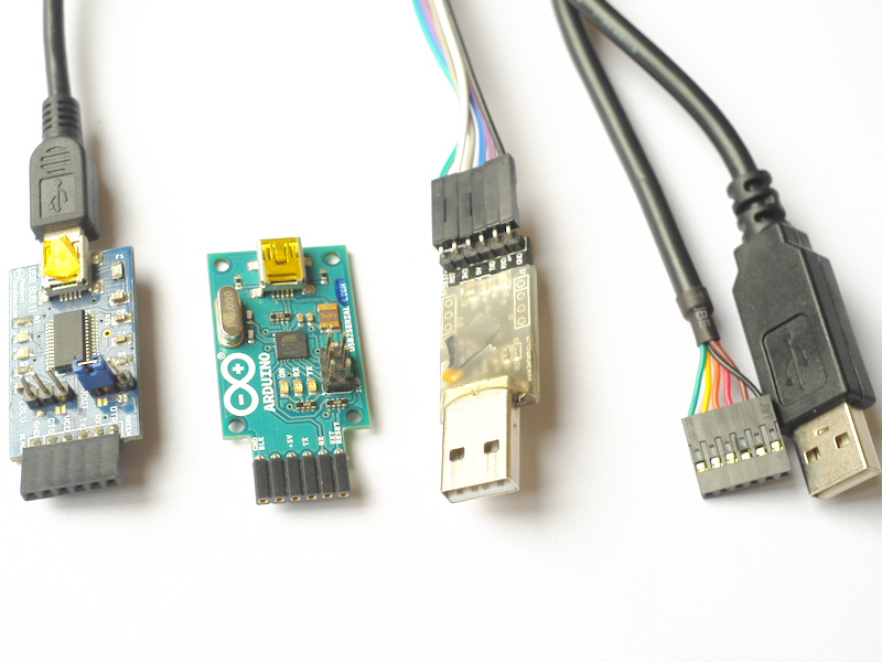 USB/Serial adapters